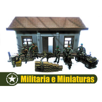 Quartel General 1/18 - Power Team Elite - World Peaekeepers