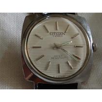 Reloj Citizen De Cuerda Años 60´s Vintage De Colección