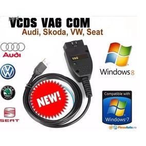 Escaner Automotriz Vag-com V16.8 Vw Audi Seat Español 2017