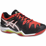 Tênis Asics Gel Resolution 6 Clay - Saibro - Novas Cores