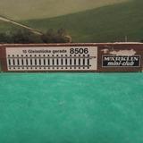 Escala Z Marklin Mini Club 10 Trilhos Retos 8506 Jorgetrens