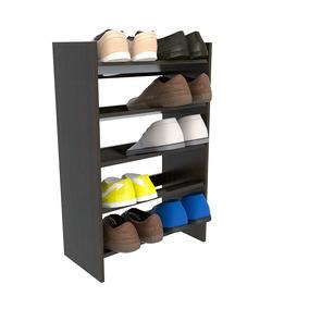 Organizador De Zapatos Abierto Tables 6421 Wengue 10 Pares