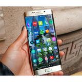 Celular Samsung Galaxy S6 Edge+ G928v Dorado -en Maldonado