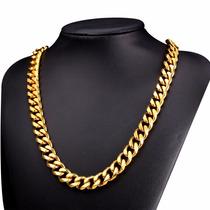 10 Cordoes Atacado 6 Mm Banhado Ouro 18 K 1 Ano Garantia