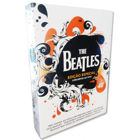 The Beatles: Special Edition - 3 Dvds Rock