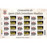 Corinthians-100 Anos-folha Nova-personalizados