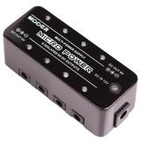 Fuente De Poder Para 8 Pedales Mooer Micro Power 8 X 300 Ma