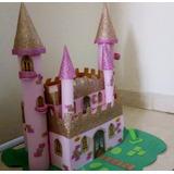 Castelo Princesa Em Eva