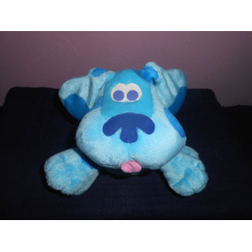 Peluche Pistas De Blue 17 Cms Fisher Price