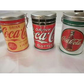 Lata Coleccionable Coca Cola Nuevas ..