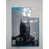 Batman Arkham Origins.-wiiu