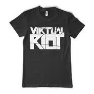 Remera Virtual Riot