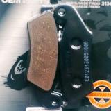 Pastillas De Freno Para Honda Xr250 Jgo Delantero