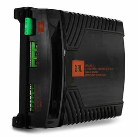 Amplificador Br-a 300.3 Potência Total 300w Jbl Oficial