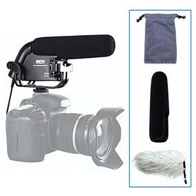 Boya By-vm190p Shotgun Video Condenser Microphone For Dslr V