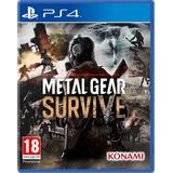 Metal Gear Survive Ps4 - Disco Fisico - Español