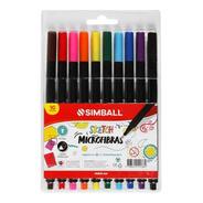 Microfibras Simball Sketch X10