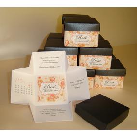 Tarjetas De 15, Cajas De Casamiento, Invitacion En Cajita