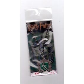 Colar Harry Potter Simbolo Da Casa De Sonserina - 259