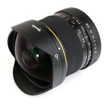 Lente Ojo De Pescado Para Reflex Canon Fisheye 6,5 Mm F / 3
