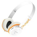 Audífonos Creative Bluetooth Outlier White Con Nfc Y Microsd