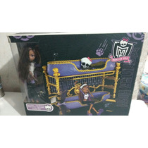 Monster High Clawdeen Cama Incompleta