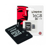 Memoria Micro Sd 16gb Kingston