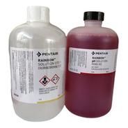 Ortotolidina Cloro Oto Reactivo + Rojo Fenol Medidor Ph