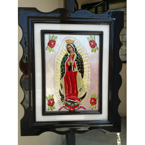 Cuadro De Repujado De La Virgen De Guadalupe