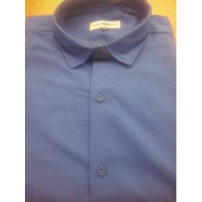 b205051ef Camisas Manga Larga Azul en Santiago del Estero en Mercado Libre ...