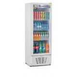 Refrigerador Vertical Gptu-40 - Porta De Vidro 414 Litros