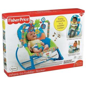 Cadeira De Balanco Minha Infancia Sapinho Fisher-price X7033