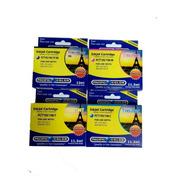 Pack 4 Colores Tinta Epson N° T195 / 196 Alternativo