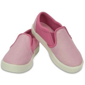 Panchas Crocs Citilane Slip On Sneaker Kids