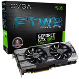 Tarjeta De Vídeo Evga Evga Geforce Gtx 1080 Ftw2 8gb Gaming