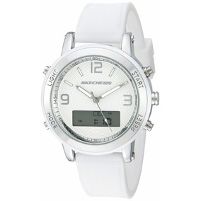 Reloj Skechers Sr6004 Analog-digital Display Quartz Mujer