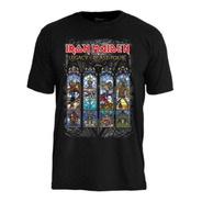 Camiseta Iron Maiden Legacy Of The Beast Tour