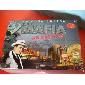 La Cosa Nostra The Mafia An Espose Box Set 10 Vhs