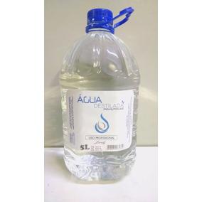 Lánoly Água Destilada Autoclave Profissional Galão 5 Litros