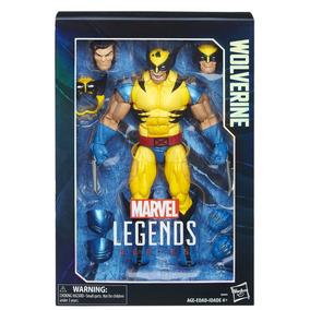 Figura Wolverine 12 Pulgadas Legend Series Marvel