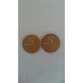 Moedas De 25 Centavos