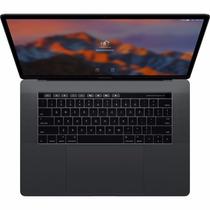 Macbook Pro Touchbar 15 I7 2.6ghz 256gb 16gb Cinza Espacial