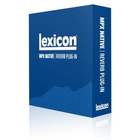 Lexicon Native Reverbs Bundle Mpx Lxp | Envío Inmediato