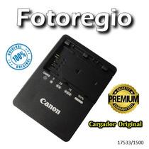 Cargador Lp-e6 Original Para Canon Eos 5dsr 6d 7d 60d 60da