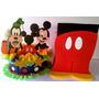 Caja Para Regalos De Mickey Mouse