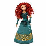 Princesa Merida 30 Cm Valiente Brave Disney Store