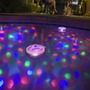 Boia Piscina Led Aquatico Decoração Rgb Festa Colorido !!