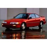 Libro De Taller Honda Integra 1990-1993 Envio Gratis