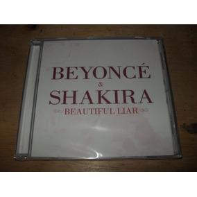 Beyoncé & Shakira Beautiful Liar Cd Nuevo Sellado Importado