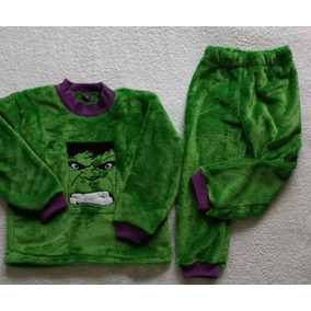 Pijamas Termicas Personalizadas Talla (8 A La 10) - Car